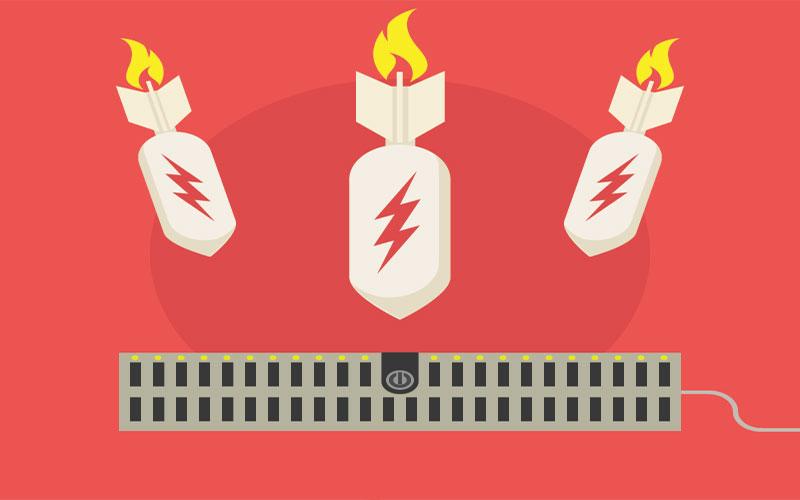DDoS Protection and Mitigation - VPS Hosting | Domain Names