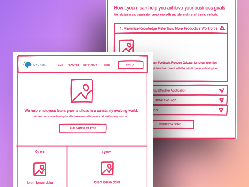 Layout for Your Blog