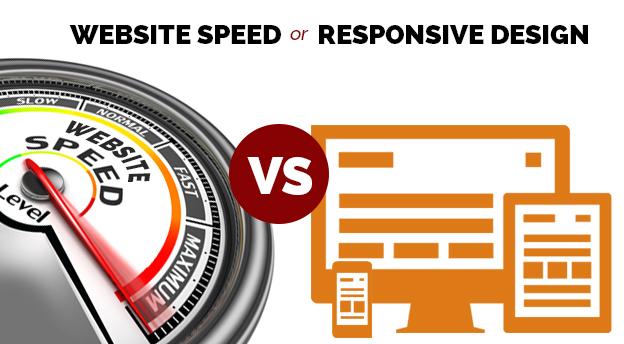Speed Or Responsive Design