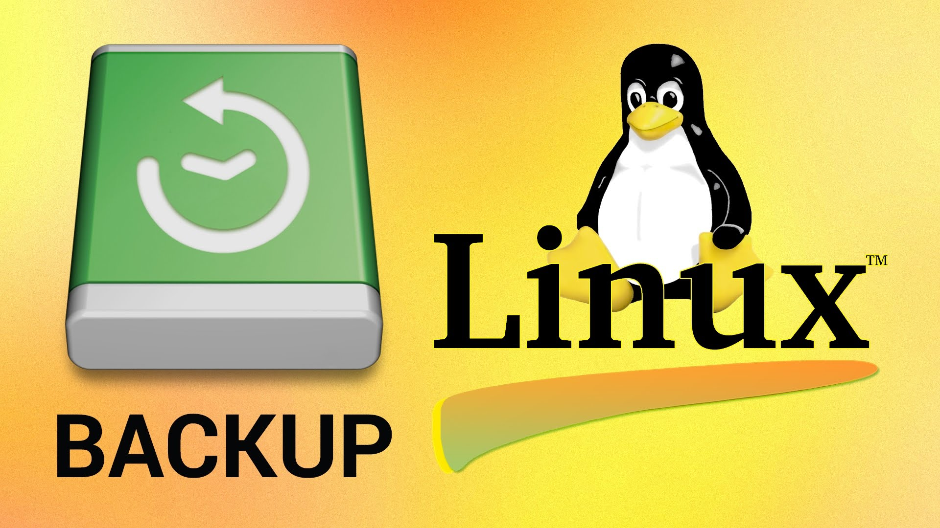 backups Linux