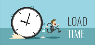 Ecommerce Website's Load Time